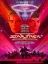 Star Trek 5 (MP3): the Final Frontier